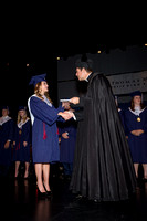 2016 Graduation - Receiving Diploma