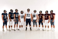 2017 - Football Uniforms