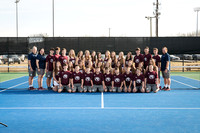 2018 - Tennis Team and Individual