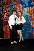 2014 Homecoming Dance Posed